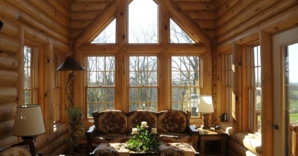 Arredare la zona giorno di una casa prefabbricata in legno for Arredare la zona giorno