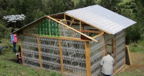 Come costruire una casa di bottiglie un modo per for Il modo migliore per costruire una casa