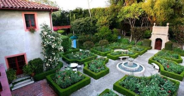 Come progettare e arredare il giardino di una casa ecologica - Progettare giardino di casa ...