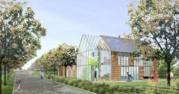 Pannello Solare Per Serra : La serra solare uno strumento per l architettura bioclimatica