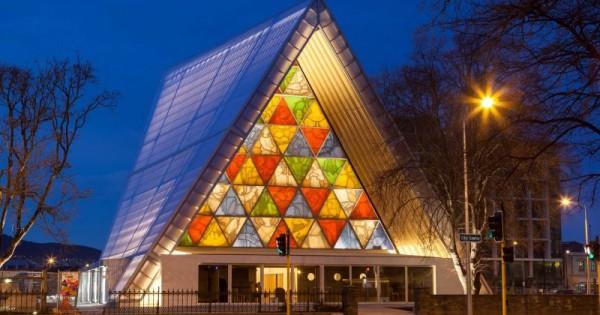 Shigeru ban l 39 architetto giapponese che costruisce con il for Architetto giapponese