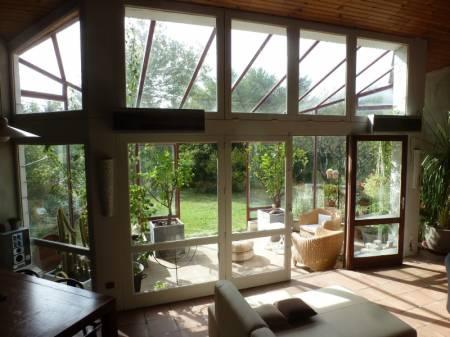 La serra solare uno strumento per l 39 architettura bioclimatica for Serra solare