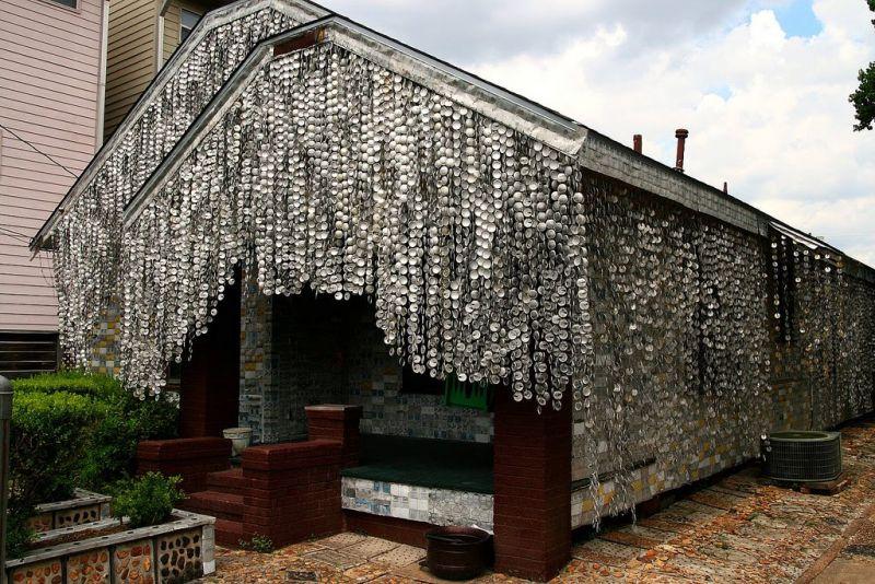 Lattine di birra soda e coca cola nuovi mattoni per case for Case con scantinati in texas