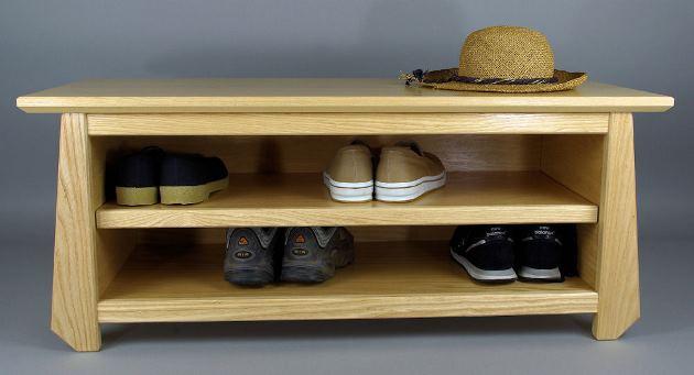 in bambù dove riporre le scarpe . Nelle case tradizionali giapponesi ...