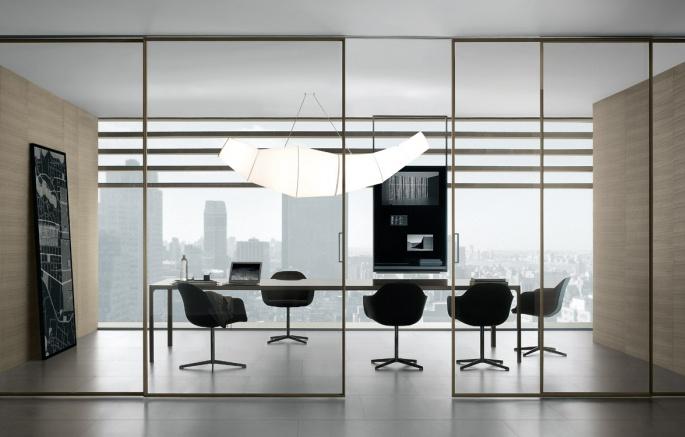 Le pareti mobili un 39 utile soluzione per modificare gli - Interpareti divisorie ikea ...
