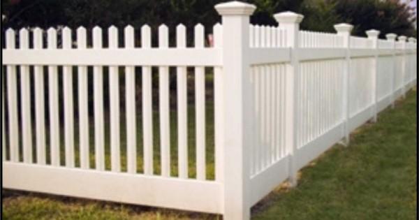 Steccato Per Giardino In Pvc : Le recinzioni prefabbricate. unutile soluzione per i giardini e non