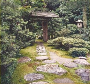 Come realizzare un giardino giapponese per la propria casa - I giardini del te ...