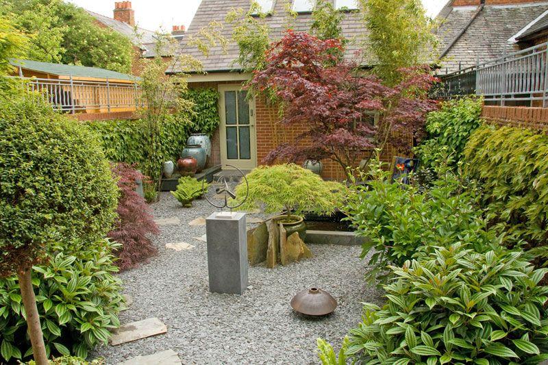 Come realizzare un giardino giapponese per la propria casa prefabbricata - Realizzare un giardino ...
