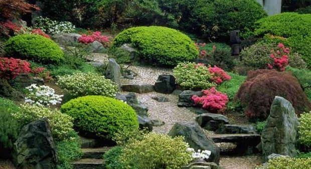 Come realizzare un giardino giapponese per la propria casa prefabbricata - Japanischer kleingarten ...