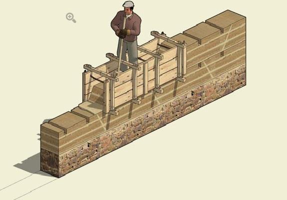 Terra cruda costruzioni