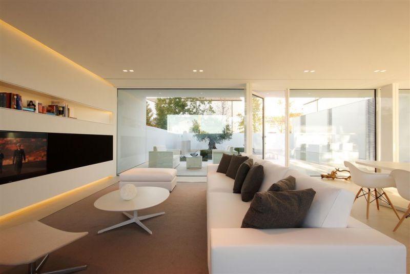 A jesolo una elegante villa prefabbricata in legno pronta for Design di interni a due livelli