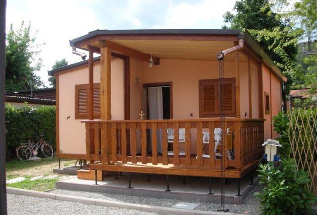 Anche per bungalow e case mobili serve il permesso di - Costruire casa di legno ...