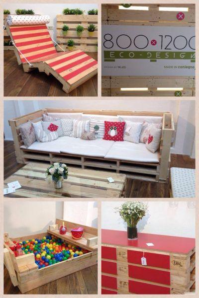Eco design arredare la propria casa prefabbricata con for Eco design per la casa