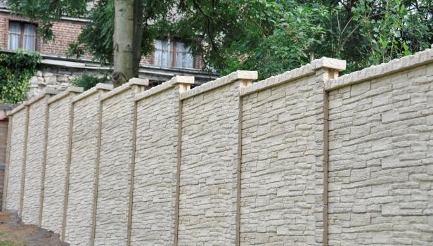 Recinzioni Per Giardino In Cemento.Le Recinzioni Prefabbricate Un Utile Soluzione Per I Giardini E