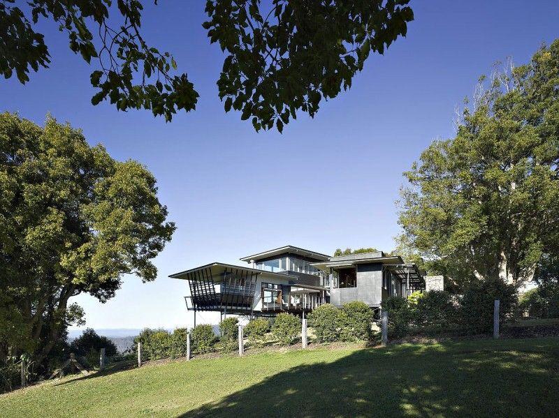La maleny house casa passiva che rispetta l 39 ambiente in for La casa stupefacente progetta l australia
