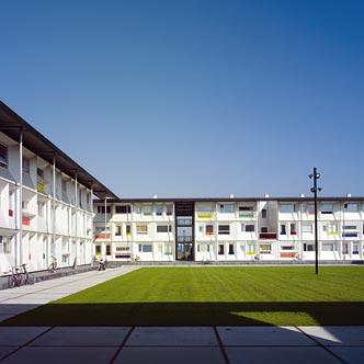 Qubic student housing le case prefabbricate per studenti for Alloggi ad amsterdam