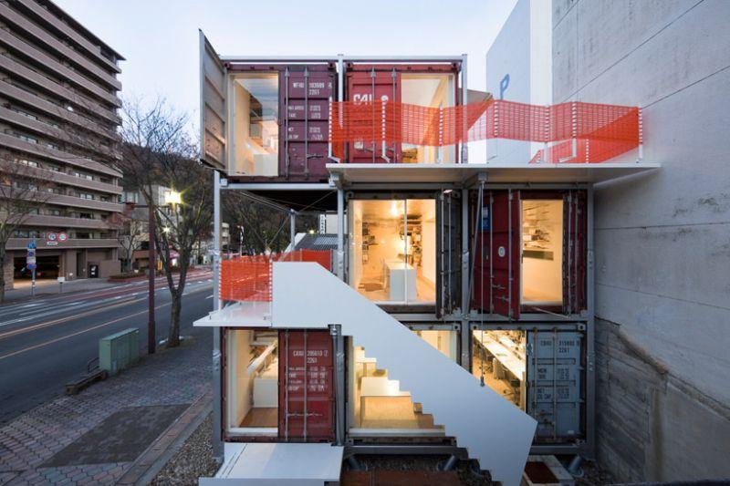 Una casa un ufficio o una stanza d 39 albergo basta un for Container house prezzi