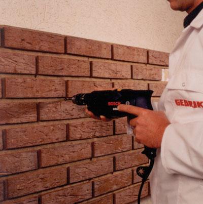 Thermoreal sm il nuovo sistema a cappotto prefabbricato for Pose brique de parement