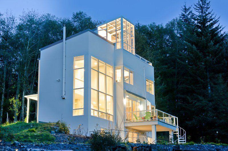 Ecco la thomas eco house autosufficiente luminosa da sogno - Casa autosufficiente ecologica ...