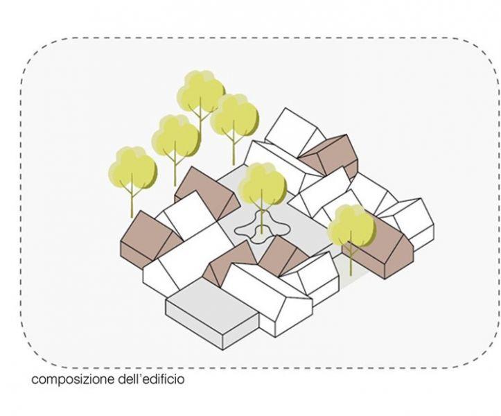 Baby life il nuovo asilo nido in legno a milano for Casette in legno abitabili arredate