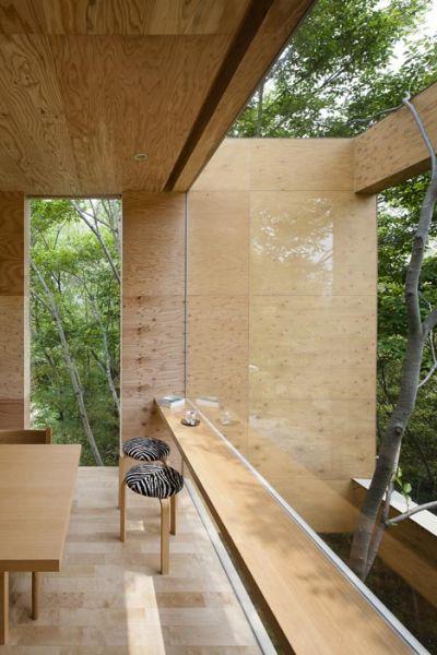Node di keisuke maeda la casa tra cielo e terra che for Avere una casa costruita sulla terra