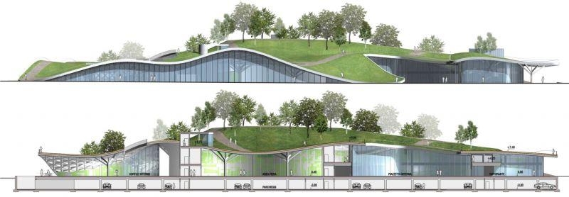 Tetti giardino polmoni verdi ecosostenibili - Le corbusier tetto giardino ...