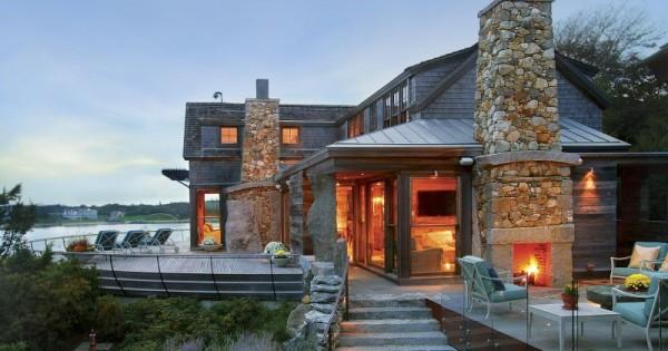 Belle confortevoli ed efficienti le sei migliori case for Le migliori case costruite