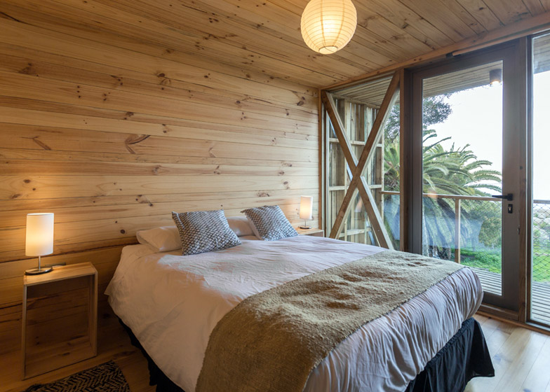 Hostal ritoque: l'ecohotel low cost