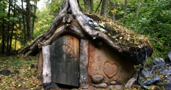 Pochi soldi e costruisci una casa eco come il giovane ziggy - Costruisci casa ...