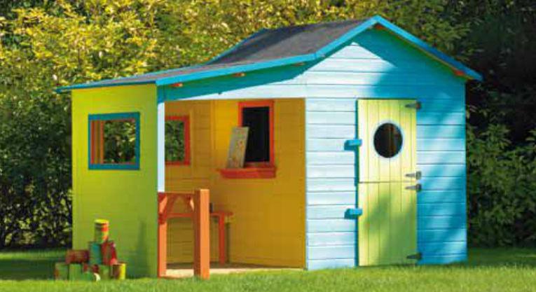 Casetta In Giardino Permessi : Regole e permessi per la costruzione sicura delle proprie casette