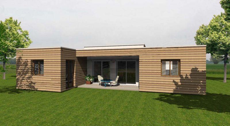 Pin casa cubo 1 on pinterest for Piano casa per case indiane