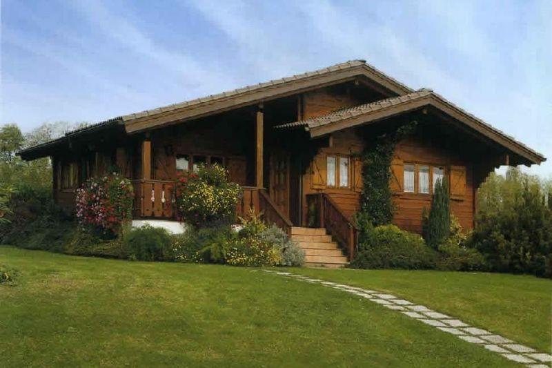 Anche nella 39 tornado valley 39 gli americani costruiscono in legno perch - Casa americana in legno ...