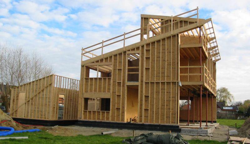 Come si costruiscono le tipiche case in legno americane for Piani di fattoria americana