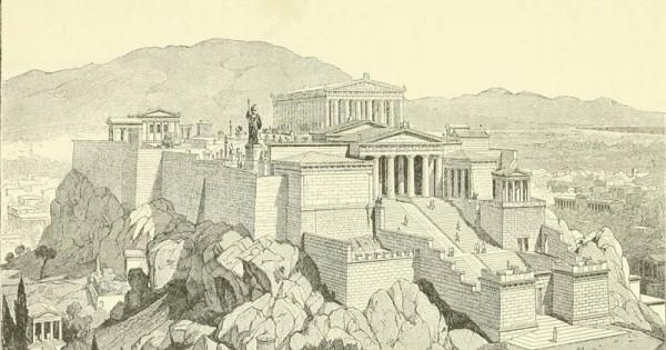 L 39 abitazione in grecia storia dell 39 abitazione for Immagini abitazioni