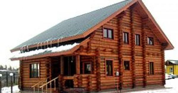 Case Di Tronchi Americane : Le log house: le case con il legno a vista o case in tronchi