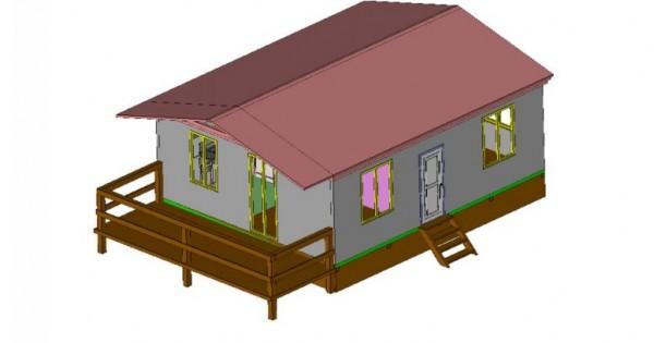 Ampliare La Casa Con Un Prefabbricato In Legno