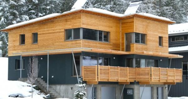 Progettare una casa prefabbricata in legno per risparmiare for Progettare una casa