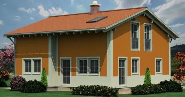 Le tipologie di edifici prefabbricati in legno a telaio e for Prefabbricati di legno