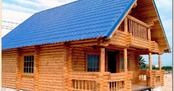 Tipologie di edificio in legno baite chalet cottage for Chalet in legno prefabbricati