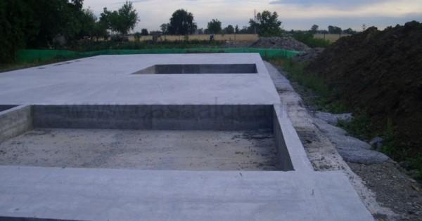 Le fondazioni in un edificio in legno for Stili di fondazione di case