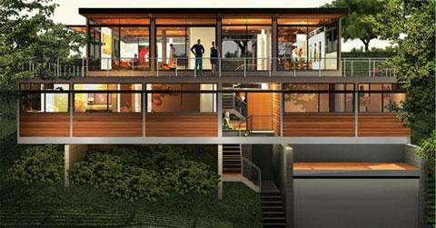 I difetti delle case prefabbricate in legno come for Piani di house designer casa