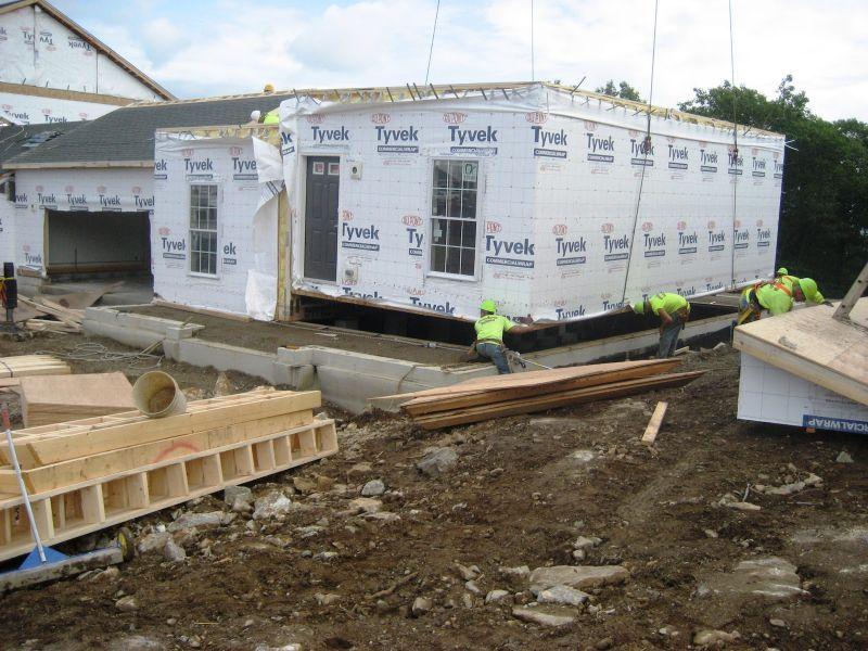 Case in legno prefabbricate o in opera messe a confronto for Prestito di costruzione per costruire una casa