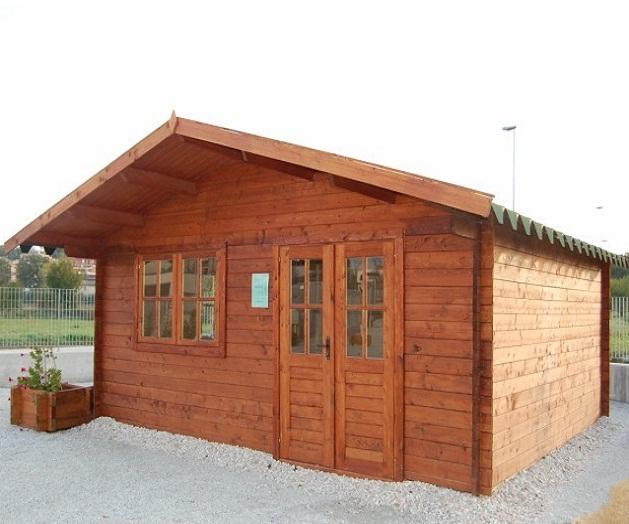 I bungalow prefabbricati in legno da giardino for Prefabbricati in legno abitabili prezzi