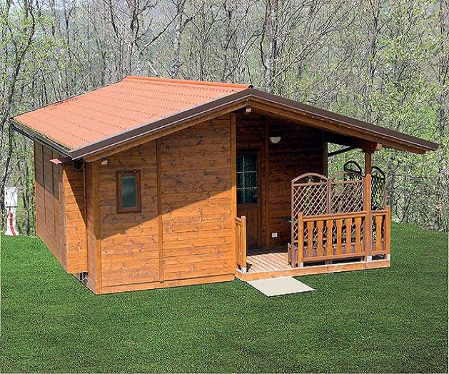 I bungalow prefabbricati in legno da giardino - Prefabbricati da giardino ...