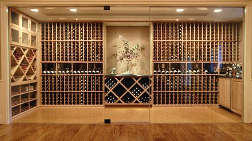 Cantine prefabbricate cosa sono tipologie vantaggi - Cantinetta vini ikea ...