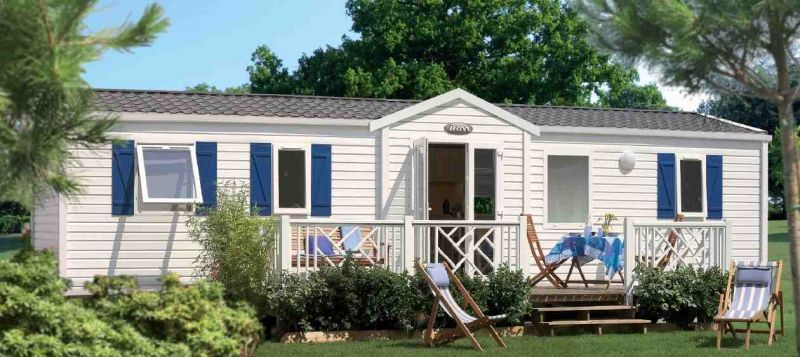 Scegliere una casa mobile per una vacanza acquisto o vendita for Casa mobile