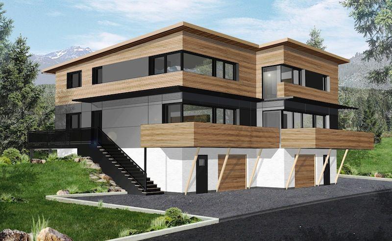 Vantaggi e benefici di una casa passiva for Case in legno passive