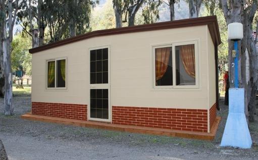 Esterno Di Una Casa : Casa mobile in legno costruzione e caratteristiche