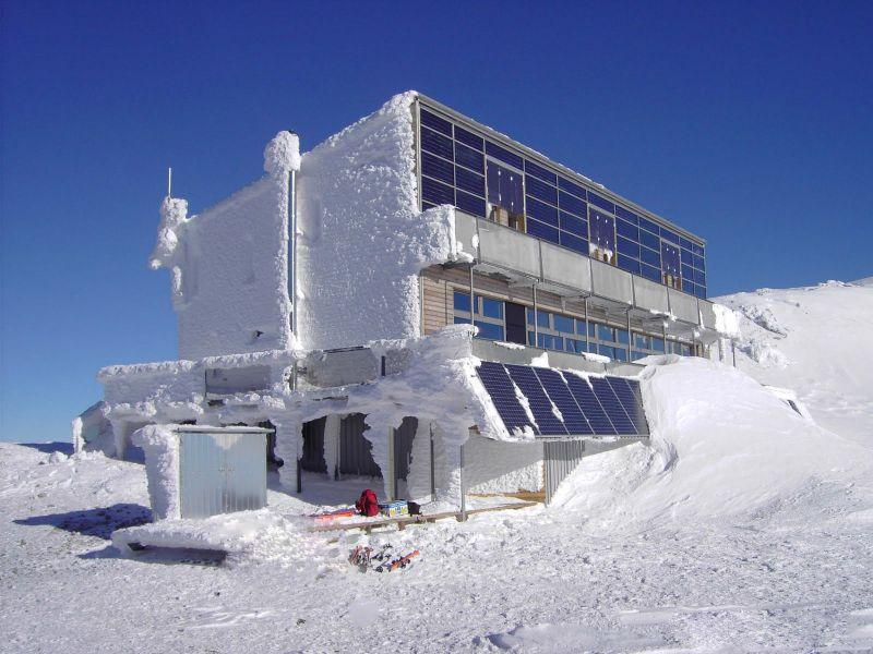 Vantaggi e benefici di una casa passiva for Progettazione passiva della cabina solare