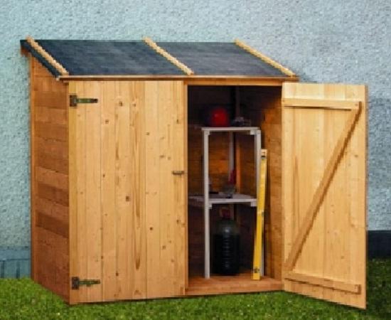 Casetta attrezzi giardino permesso idee per il design - Attrezzi per imbiancare casa ...